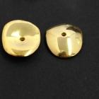 L4 Silber vergoldet poliert