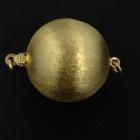 V14 Silber vergoldet matt